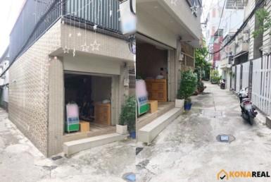 Nhà đường Lê Văn Sỹ quận 3 4x9m