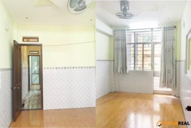 Nhà đường Nguyễn Đình Chiểu quận 3 3.2x11.5m