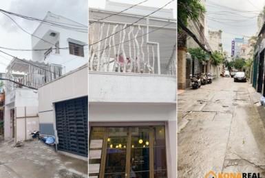 Nhà đường Trần Quang Diệu quận 3 31.5m2
