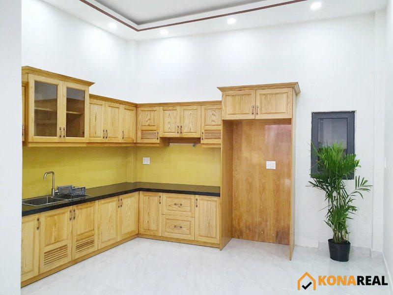 Nhà đường Trần Quang Diệu quận 3 4x11.7m
