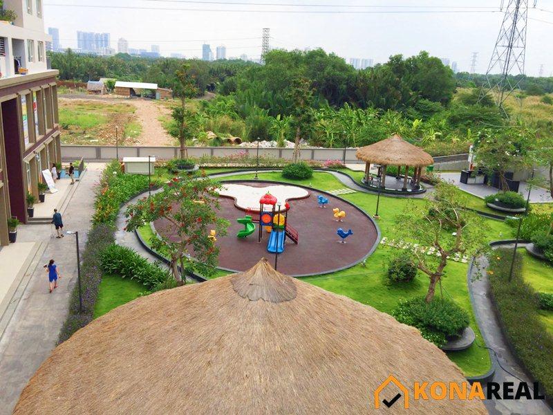 View chung cư The Park Residence huyện Nhà Bè