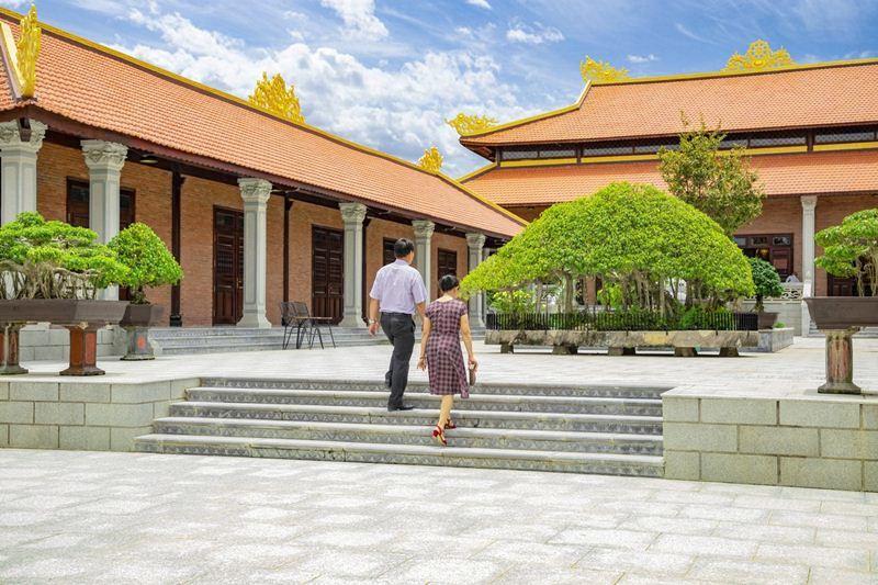 Hoa viên nghĩa trang sinh thái Sala Garden Đồng Nai