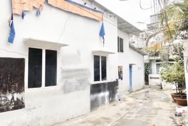 Nhà đường Đinh Tiên Hoàng quận Bình Thạnh 3.08x12m