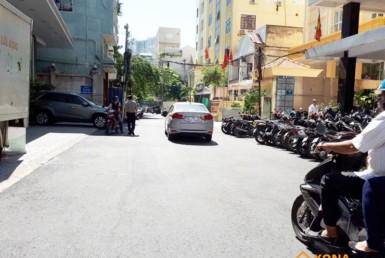 Nhà đường Đoàn Như Hài quận 4 3.78x13.81m