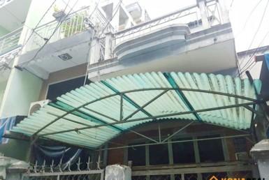 Nhà đường Đoàn Văn Bơ quận 4 3.05x12.68m