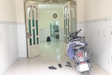 Nhà đường Đoàn Văn Bơ quận 4 3.1x13.5m