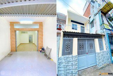 Nhà đường Đoàn Văn Bơ quận 4 36.5m2
