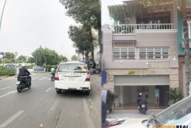 Nhà đường Hoàng Sa quận 3 5.5x12m