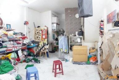 Nhà đường Lạc Long Quân quận Tân Bình 4.58x6.97m