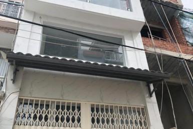 Nhà đường Nguyễn Đình Chiểu quận 3 3.14x11.5m
