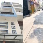 Nhà đường Nguyễn Đình Chiểu quận 3 3.2x11m