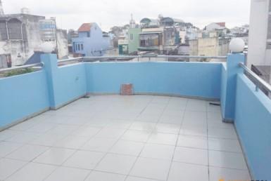 Nhà đường Nguyễn Đình Chiểu quận 3 3.8x11.7m