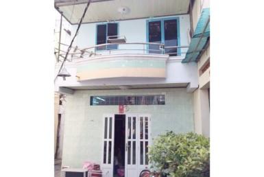 Nhà đường Nguyễn Khoái quận 4 3x11.6m
