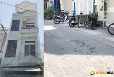 Nhà đường Nguyễn Thiện Thuật quận 3 3.5x10m