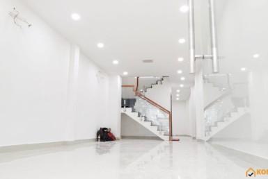Nhà đường Thiên Phước quận Tân Bình 3.8x18m