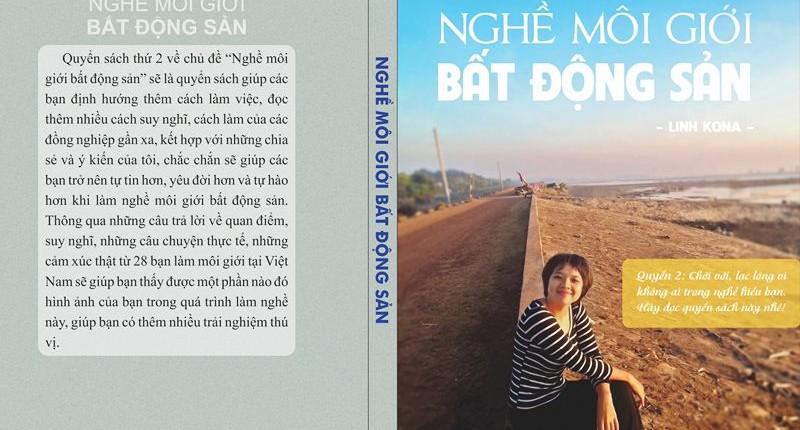Sách 'Nghề môi giới bất động sản' – Quyển 2 – Linh Kona
