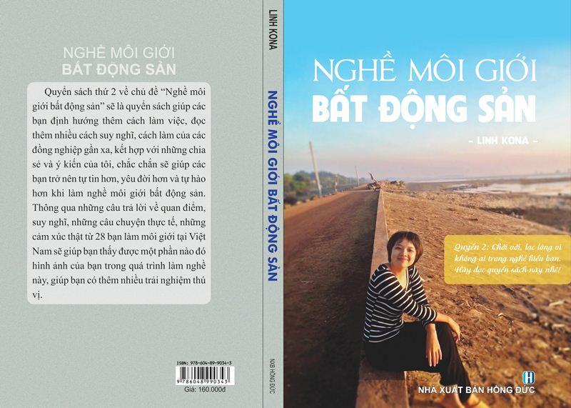 Sách 'Nghề môi giới bất động sản' - Quyển 2 - Linh Kona