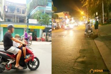 Mặt bằng đường Nguyễn Khoái quận 4 4.2x7m
