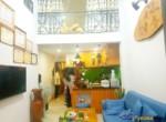Nhà đường Đoàn Như Hài quận 4 2.74x11.8m