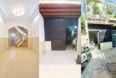 Nhà đường Đoàn Văn Bơ quận 4 3.1x12m