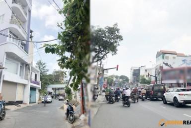 Nhà đường Lê Văn Sỹ quận 3 5.86x19m
