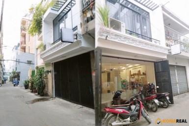Nhà đường Nguyễn Trọng Tuyển quận Phú Nhuận 4.3x9m