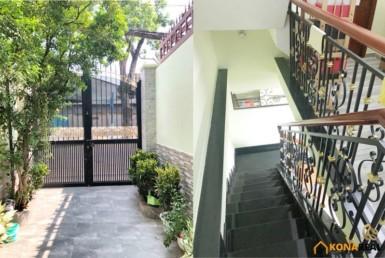 Nhà đường Tôn Thất Thuyết quận 4 54.2m2