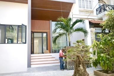 Villa khu biệt thự Bình An quận 2 10x16m