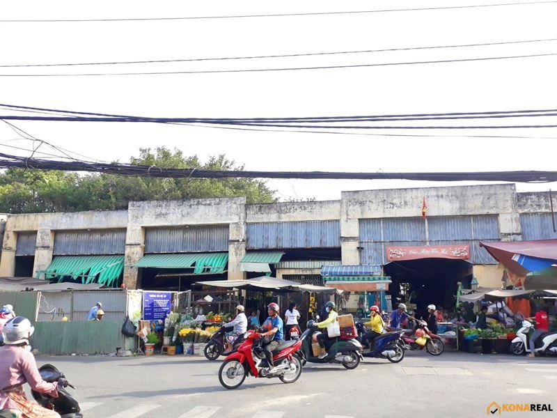 Chợ Long Kiểng quận 4