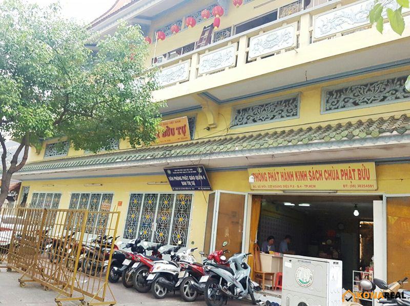 Chùa Phật Bửu quận 4