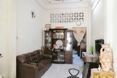 Nhà đường Nguyễn Đình Chính quận Phú Nhuận 3x17.4m