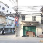 Nhà đường Tôn Thất Thuyết quận 4 5.61x12.86m