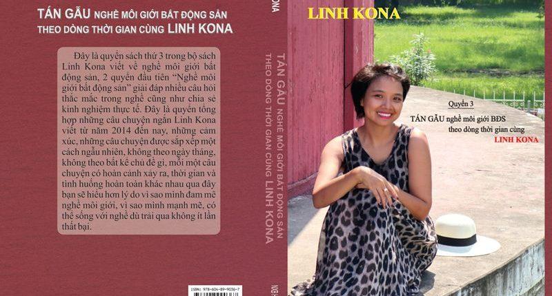 Sách 'Tán gẫu nghề môi giới bất động sản' – Quyển 3 – Linh Kona