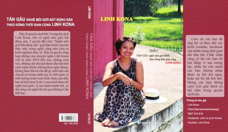 Sách 'Nghề môi giới bất động sản' – Quyển 3 – Linh Kona