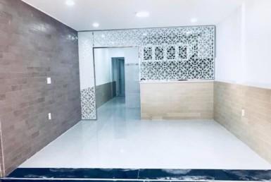 Nhà cư xá Vĩnh Hội quận 4 4x17m