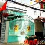Nhà đường Đoàn Văn Bơ quận 4 3.25x21m
