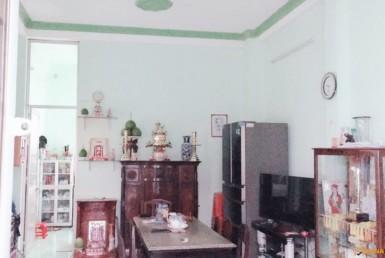 Nhà đường Nguyễn Khoái - Linh Quang Tịnh Xá quận 4 3.8x12.72m