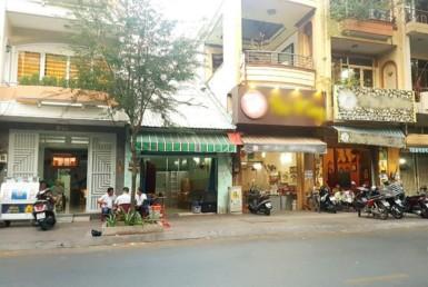 Nhà đường Nguyễn Trường Tộ quận 4 4.08x19.35m