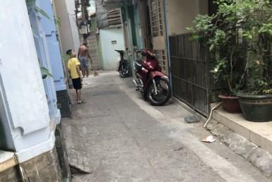 Nhà đường Nguyễn Văn Nguyễn quận 1 140m2
