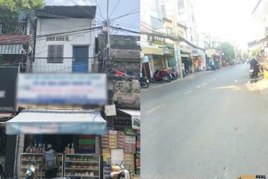 Nhà đường Tôn Đản quận 4 3.4x9.45m