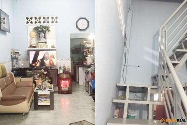 Nhà đường Đoàn Văn Bơ quận 4 3.18x11m