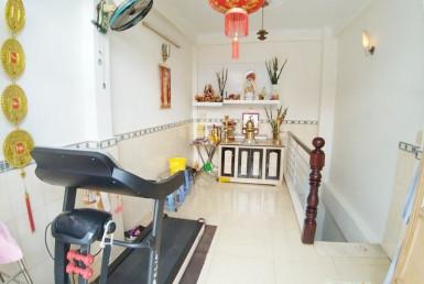 Nhà đường Đoàn Văn Bơ quận 4 3.18x6.5m