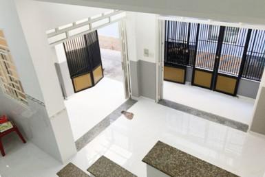 Nhà đường Khánh Hội quận 4 5.6x7m