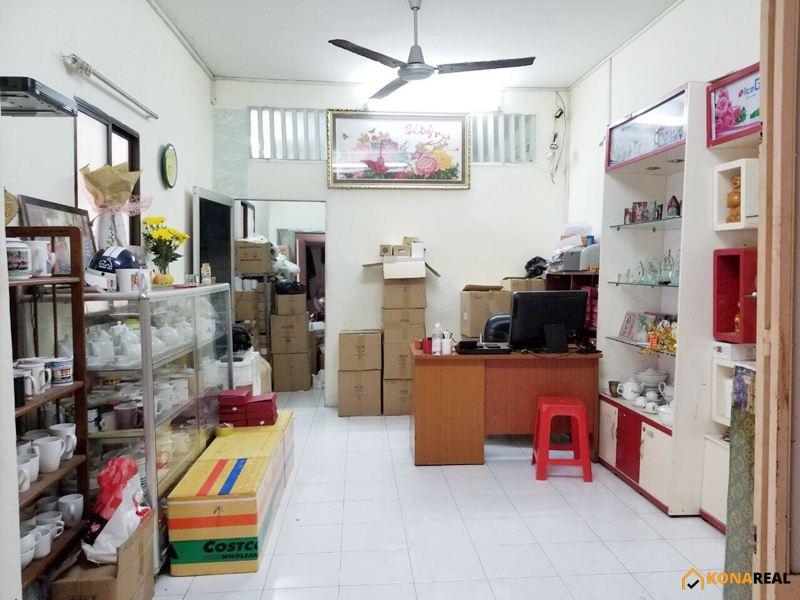 Nhà đường Lê Văn Sỹ quận Phú Nhuận 49m2