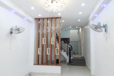 Nhà đường Nguyễn Văn Đậu, quận Bình Thạnh 3.5x30m