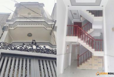 Nhà đường Trường Sa, quận Phú Nhuận 3.24x12.6m