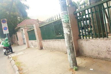 Văn phòng cho thuê đường Nguyễn Tất Thành quận 4 3x7m