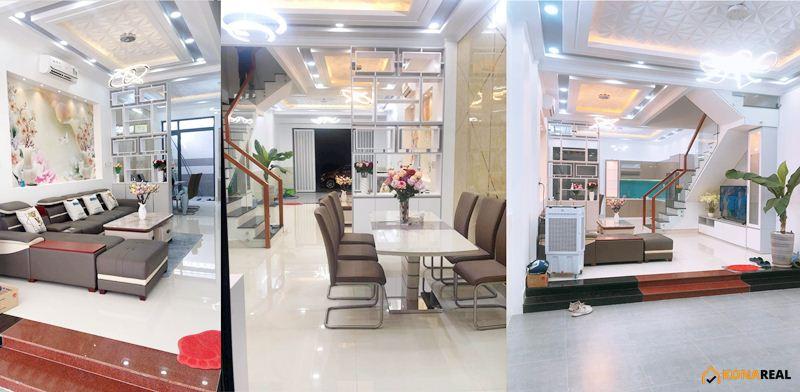 Nhà đường Huỳnh Tấn Phát - Nhà Bè 5x16m