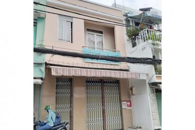 Nhà đường Nguyễn Thần Hiến quận 4 4.61x8.86m