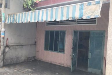 Nhà đường Đoàn Văn Bơ quận 4 5x12.8m2